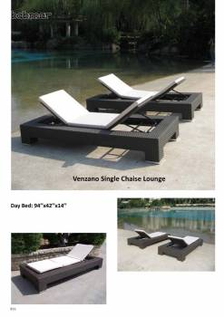 Babmar - Venzano Single Chaise Lounge - Image 9