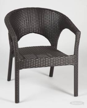 Capri Dining Chair with Arms