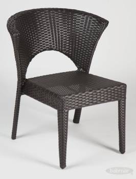 Capri Dining Chair without Arms