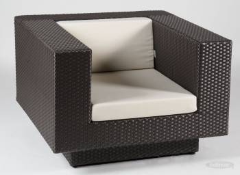 Individual Pieces - Sofa And Chair Seating - Babmar - Stylus Club Chair