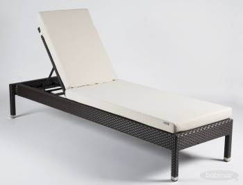 Outdoor Furniture Sets - Outdoor Chaise Lounges - Babmar - Stackable Outdoor Chaise Lounge