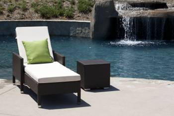 Outdoor Furniture Sets - Outdoor Chaise Lounges - Babmar - Monza Chaise Lounge