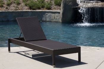 Babmar - Stackable Outdoor Chaise Lounge - Image 2