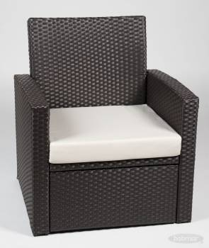 Individual Pieces - Sofa And Chair Seating - Babmar - Palomino Club Chair