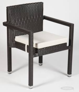 Individual Pieces - Dining Chairs - Babmar - Vita Arm Chair