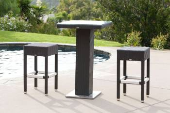 Outdoor Furniture Sets - Outdoor Bar Sets - Babmar - Crow Bar Set