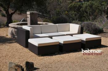 Babmar - Tuscano Sofa Set (Swing 46 Design) - Image 3
