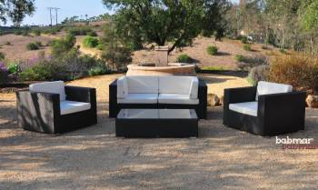 Verano Modular Loveseat Set (Swing 46 Design)