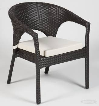 Individual Pieces - Dining Chairs - Babmar - Capri Dining Chair with Arms