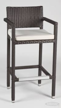 Shop By Category - Babmar - Vertigo Barstool with Arms