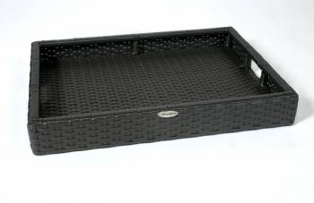 Woven Serving Tray - Image 2