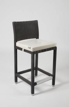 Individual Pieces - Barstools - Vertigo Counter Height Stool without Arms