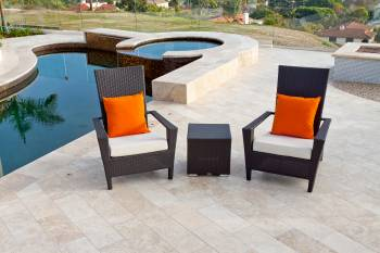 Package Deals - Outdoor Sofa & Seating Sets - Martano Seating Set For Two