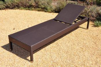 Babmar - Stackable Outdoor Chaise Lounge - Image 3