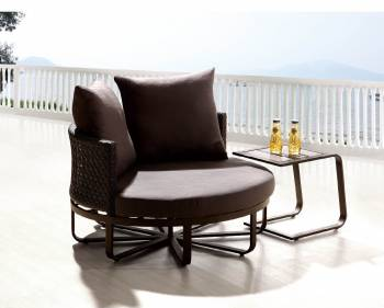Shop By Collection - Polo Collection - Polo Medium Chair with Side Table