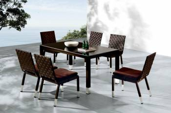 Outdoor  Dining Sets - Outdoor Dining Sets For 6 - Taco Dining Set For 6