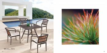 Package Deals - Outdoor  Dining Sets - Kitaibela Dining Set for Four with Square Table