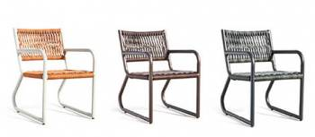 Individual Pieces - Dining Chairs - Haiti Dining Chair with Arms