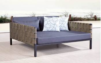 Outdoor Furniture Sets - Outdoor Daybeds - Asthina Daybed