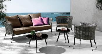 Shop By Collection and Style - Fatsia Collection - Fatsia Sofa Set