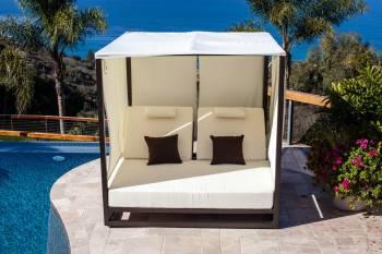 Babmar - Riviera Outdoor Daybed - Image 4