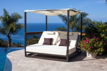 Babmar - Riviera Outdoor Daybed - Image 5